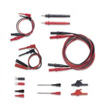 Pomona Electronics Deluxe Bench DMM Test Lead Kit