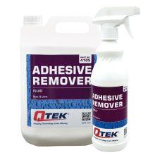 QTEK Adhesive Remover Fluid and Spray
