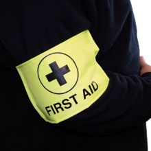 Reliance First Aider Arm Band