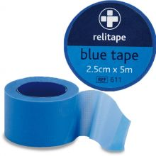 Reliance Blue Relitape Washproof Tape