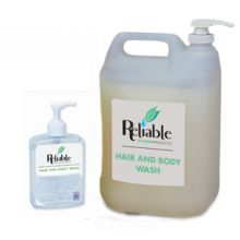 Reliable Hair and Body Wash
