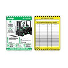 Scafftag Forkliftag® Safety Insert (Single)