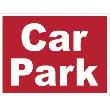 Dependable Car Park Signs