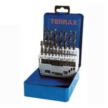 Terrax Twist Drill Set 19pc