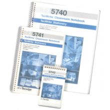 TexWrite Cleanroom Notebook