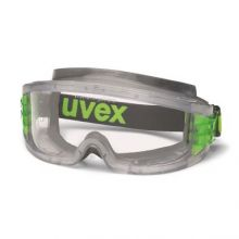 Uvex Ultravison Clear Goggle with Foam Surround