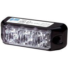 Vision Alert Surface Mount 3 Head LED Light Amber 12/24V