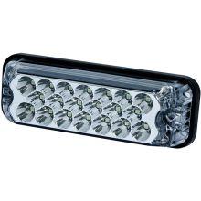 Vision Alert Surface Mount 20 LED Directional Light Amber