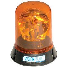 VisionAlert Rotating Beacon 1 Bolt 12/24V