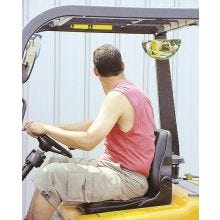 Fork Lift Front View Mirror