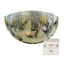Dependable Multi-View Mirror 3 Direction Viewing