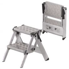 WAKU Little Jumbo 2-Step Ladder