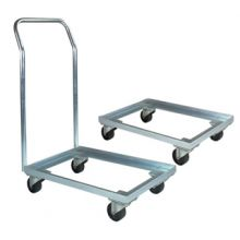 Wez Suisse Tote Box Trolley with Handle