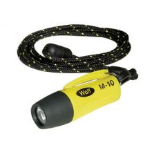 Wolf M-10 LED Micro Safety Torch
