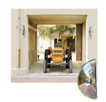 Dependable Wide Angle Driveway Mirror