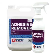 QTEK Adhesive Remover Fluid and Spray