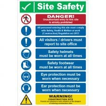 Dependable Site Safety Danger Signs