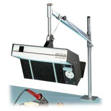 Adcola Fume Extractor with light