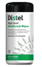 Scott Safety Distel High Level Disinfectant Wipes