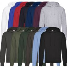 Fruit of the Loom Hooded Sweats