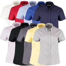 Kustom Kit Women's Short Sleeved Premium Shirts
