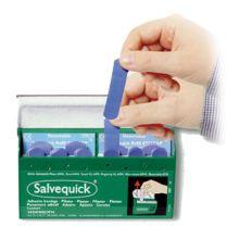 Cederroth Salvequick Blue Plaster Dispenser