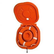 Dependable Pole for Lifebuoy Container