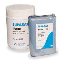 Superior Pre-Saturated IPA/DI Wipes