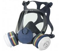 Moldex 9000 Full Face Mask with ABEK1P3 Filters