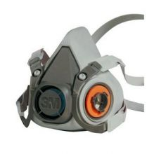 3M 6000 Series Half Masks