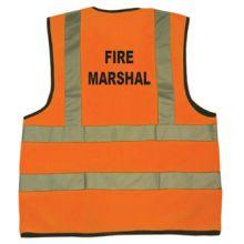 Dependable Fire Marshal Vest