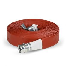 Dependable Layflat Rubberised Fire Hose