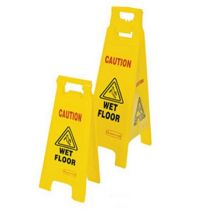 Rubbermaid Caution Floor Signs