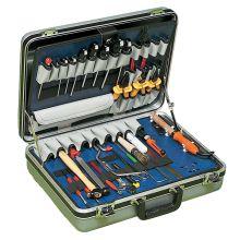 Peltool Medium Silver Tool Case Empty