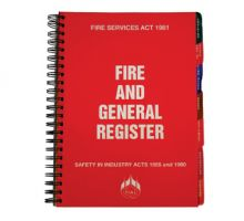 Dependable Fire Register Book