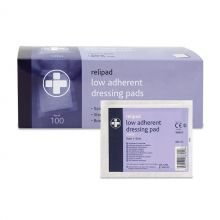 Reliance Relipad Non-Adherent Dressing Pads