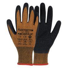 Cofra Flexycotton Latex Gloves
