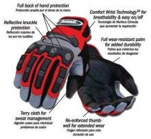 Ansell Projex Series Heavy Duty Impact Gloves