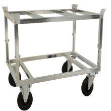 Kongamek Adjustable Pallet Truck with Pallet Holder