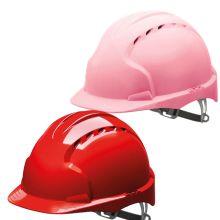 JSP EVO2 Standard Peak Vented Helmets