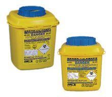Sharpak Sharps Containers
