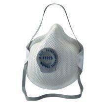 Moldex P2 Valved Disposable Dust Masks 2405