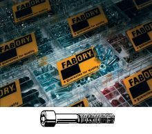 Fabory Hex Socket Head Cap Screw Set