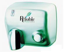 Reliable Washroom Hand Dryer – Stainless
