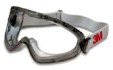 3M Premium Vented Safety Goggles