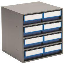 Treston Larger Parts Storage Cabinets Blue