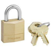 Master Lock 20MM Brass Padlocks
