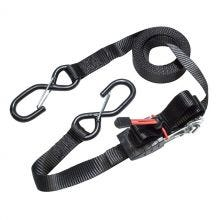 Master Lock Ratchet Tie Down with Plastic Cover