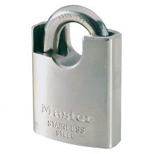 Master Lock Stainless Steel Marine Padlock