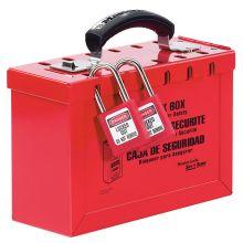 Master Lock Steel Group Lock Box